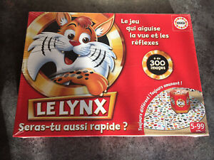 Lynx French Version Game Educa New & Sealed Visual Game Not Language Reliant