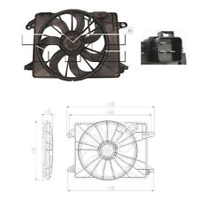 Electric A/C Condenser Fan Assembly For: 2009 - 2014 Chrysler 300 V6 & V8 Engine