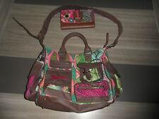 sac + porte feuille DESIGUAL