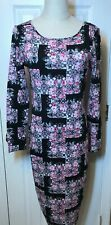 Teen Vogue Stretch Cotton Dress size L  NWT