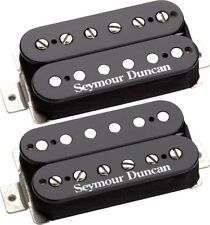 Seymour Duncan SH-2s Classic Jazz Alnico 5 Bridge/Neck Pickup Set, 4 Cond, Black