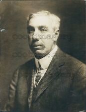 1922 Canada National Railways President David B Hanna Press Photo