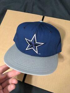 Vtg NOS Dallas Cowboys Deion Dak Irvin Snapback Hat Cap AJD 90s USA Made
