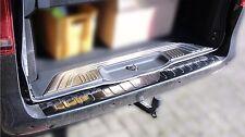 CHROME acier inoxydable protection pare-chocs Mercedes VITO W447 CLASSE V 2014>