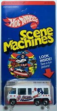 Hot Wheels Scene Machines Captain America - RARE