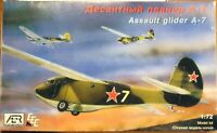 AER 1/72 Antonov A-7 Russian Assault Glider unmade kit complete sealed bag