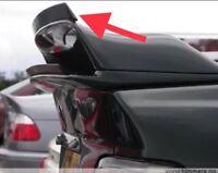 BMW E36 Class 2 II Flaps HECKSPOILER HECKFLÜGEL SPOILER ANSATZ M3 GT  DTM FLAP
