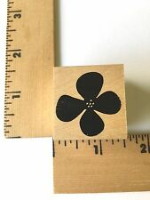 Memory Box Rubber Stamps  Lg. Vintage Flower C223 - NEW