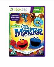 Sesame street : once upon a monster [import anglais] Xbox 360 - NEUF