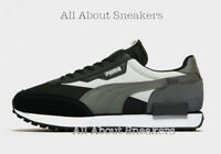 "Puma Future Rider ""Black-Grey"" Men's Trainers All Sizes Limited Stock"