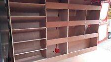 FORD Transit Custom Van Racking SWB Van Plywood Drill/Service Case Storage