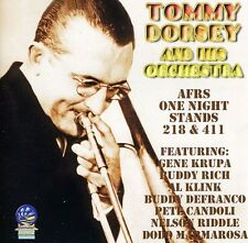 Tommy Dorsey, Tommy - Afrs One Night Stands [New CD]