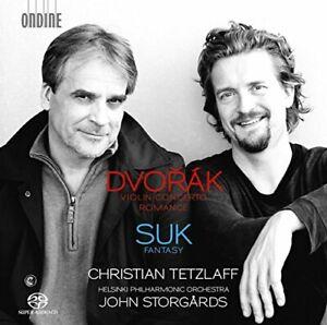 Christian Tetzlaff - Dvorak: Violin Concerto/Romance [CD]