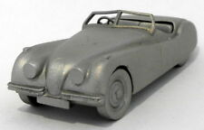 Danbury Mint Pewter Model Car Appx 7cm Long DA25 - 1949 Jaguar XK120