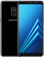 New Samsung Galaxy A8 SM-A530F 32GB 4G LTE 16MP Mobile Phone Black (Unlocked)