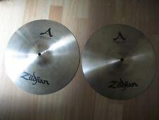 "14"" Avedis Zildjian A New Beat Hi Hats HiHats Cymbals"
