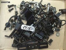 SUZUKI GSXR 400 1984  MIXED BRACKES FASTENERS AND RUBBERS  LOT29  29S3736 - M509