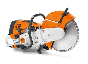 STIHL TS 800 Trennschleifer Motortrenner Motorflex incl. Trennscheibe