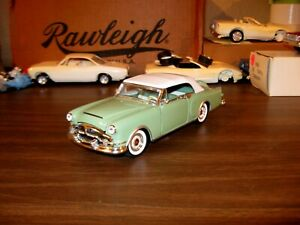 1953 Packard Caribbean conv 1/25 scale welly die cast model