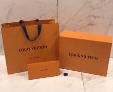 Brand New, Mint Authentic Louis Vuitton Magnetic Box Gift Set 14� x 10.25� x 5�