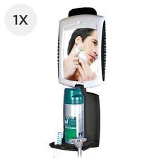 Zadro Z'Fogless Travel Shower Fog Free Razor Holder Shave Mirror ZT01 NEW