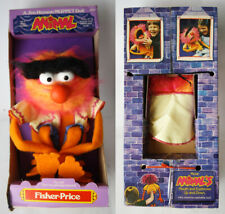 """ULTRA RARE VINTAGE 1978 ANIMAL MUPPETS 18"""" HAND PUPPET FISHER PRICE NEW SEALED !"""