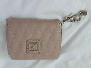 Jane norman  small beige patent purse