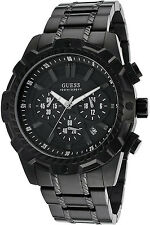 GUESS W0037G2,Men's Chronograph,NEW WITH TAG AND GUESS BOX,SCREW CROWN,100m WR