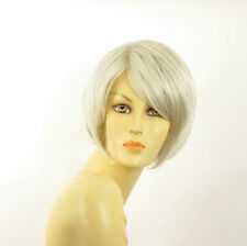short wig for women smooth white ref: LANA 60 PERUK
