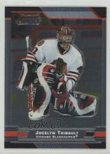2003-04 Bowman Chrome Draft Picks & Prospects Jocelyn Thibault #108