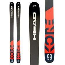 Head Kore 99 Skis 2020-2021 MENS 171 CM Gray BRAND NEW PERFECT CONDITION!!!