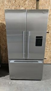 Fisher & Paykel American Fridge Freezer - RF540ADUX4 900mm French Doors #55