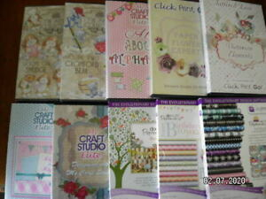 Great Selection of Craft CD's. Choice of 10 Titles.  (1-10)
