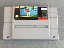 True Golf Classics: Waialae Country Club - Super Nintendo SNES Cartridge Only