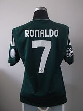 Cristiano Ronaldo #7 Real Madrid Euro 3rd Fußball Shirt Trikot 2012/13 (L)