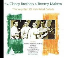The Clancy Brothers & Tommy Makem ‎– The Very Best Of Irish Rebel Ballads