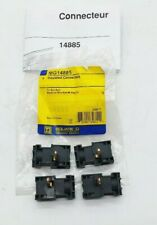 Square D MG14885 Insulated Connectors (4-Pack)