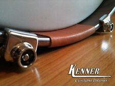 Hoop Savers for Bass Drums -  Handcrafted by Kenner Custom Drum Company