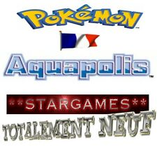 ➭POKEMON AQUAPOLIS (◕‿◕✿) CARTES FRANCAISES FRESH RARE/HOLO/DUO/H MINT AU CHOIX