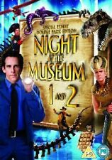 Night At The Museum / Night At The Museum 2 - Escape From The Smithsonian (DVD,…