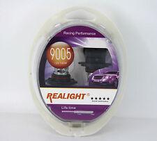 HB3 / 9005 Super Bright White HID Look Xenon Halogen Headlights Globes Bulbs 12V