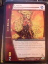 Vs System DC Origins DOR-046 Omen Lilith Clay