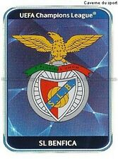 N°090 ECUSSON BADGE # PORTUGAL BENFICA UEFA CHAMPIONS LEAGUE 2011 STICKER PANINI