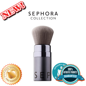 Sephora Collection Purse-Proof Charcoal Infused Retractable Face Brush Free Ship