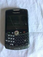 BLACKBERRY CURVE 8330 - TITANIUM (SPRINT) SMARTPHONE