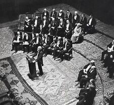 1929/66 Vintage Nobel Prize THOMAS MANN Literature 11x14 By ALFRED EISENSTAEDT