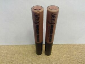 Soap And Glory Sexy Mother Pucker Lip Gloss 'HALF NAKED' Lip Plumping 7ml X 2 PC