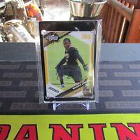 2009 Score Inscriptions Gold Zone Malcolm Jenkins Rookie Auto Football Card #368