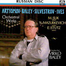 Virko Baley • Orchestral Works CD