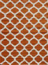 Traditional Moroccan Kilim Rug Flat Woven Wool Berber Carpet 5x8